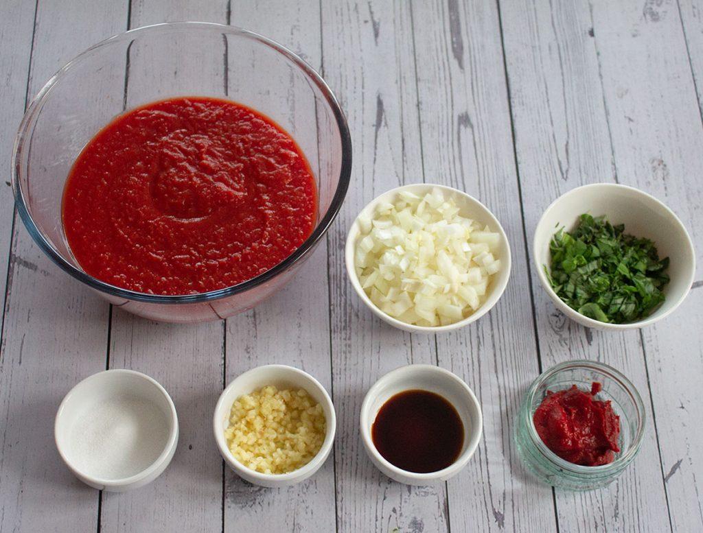 marinara sauce ingredients