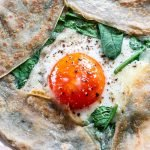 buckwheat french crepe