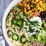 30 Minute Vegetarian Burrito Bowl