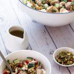 Chicken Freekeh Salad