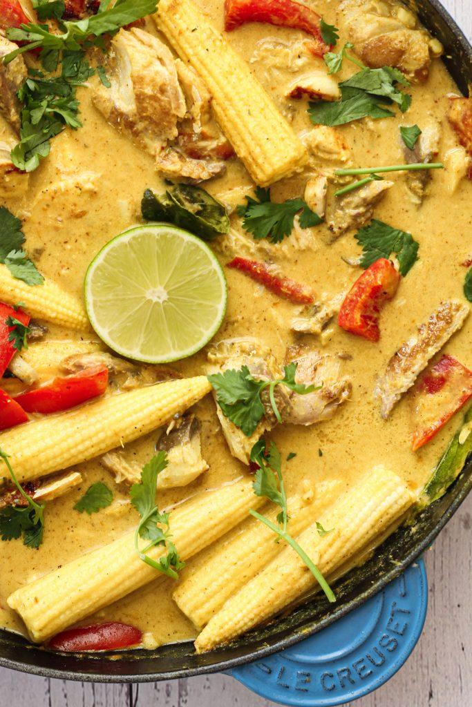 Thai Mackerel Curry