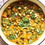 Butternut Squash and Chickpea Curry